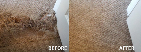 CARPET REPAIR SERVICE Cork Flooring Installation